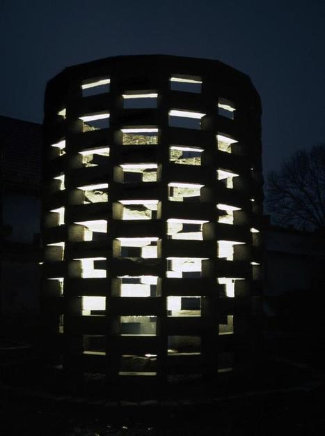 Tomasz Domanski: Tower | Art Installations, Sculpture, Contemporary Art | Scoop.it