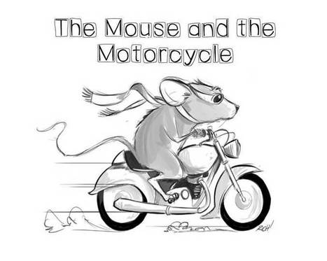 - Printable Motorcycle Coloring Pages For Prescho...