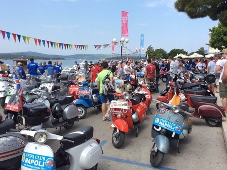 Vespa World Days 2015 closes after four days of adventure | Vespa Stories | Scoop.it