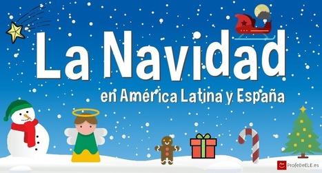 La Navidad: Presentación y Actividad | ProfeDeELE | Español para los más pequeños | Scoop.it