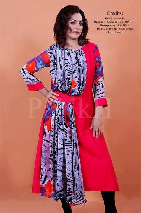 0e2e93593b2a Pankh Latest Eid Dresses Collection 2013 for Girls