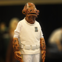 Robotic Admiral Ackbar Cosplay Isn't a Trap, it's a Masterpiece   The Robot Times   Scoop.it