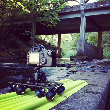 AirTracks: Şişme kamera yolu. | Haylaz Teknoloji Ürünleri | Scoop.it