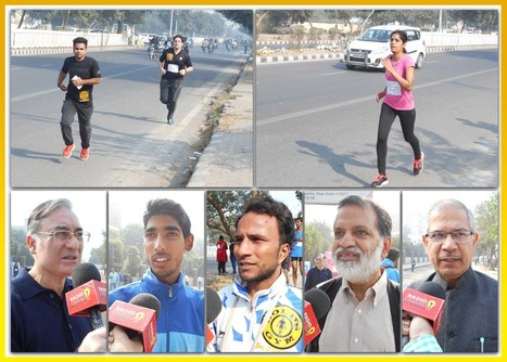 Mini Marathon organized by Apeejay - Dwarka Dwarka Updates - Radio Dwarka | ePortfolio examples | Scoop.it