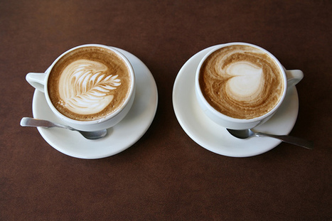 Why academic publishing is like a coffee shop   Publishing   Scoop.it