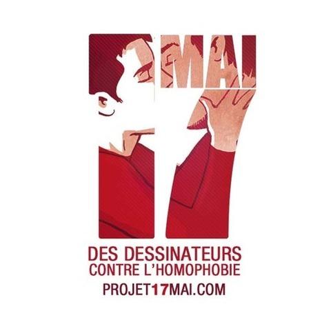 Projet 17 mai et valorisation de l'inclusion en bibliothèque - Vagabondages | bibliotheques, de l'air | Scoop.it