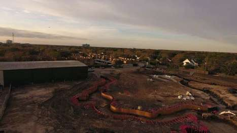 Multimillion-dollar, 1,200-foot lazy river being installed in west Houston | Texas Coast Real Estate | Scoop.it
