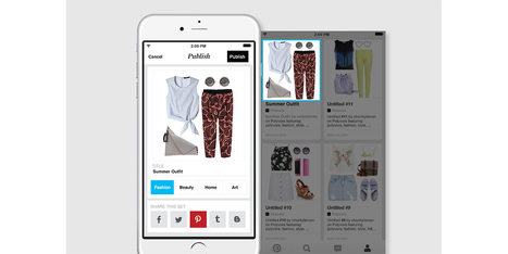 Pinterest announces new integrations with IFTTT and Polyvore | Inspiring Social Media | Scoop.it