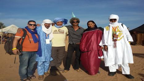 Tinariwen et le désert, une histoire d'amour - Tamoudre: Touaregs, vie et survie | Les déserts dans le monde | Scoop.it