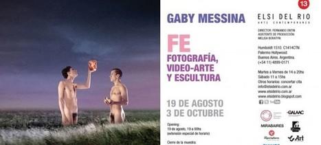 Gaby Messina | FE - Elsi del Río | ELSI DEL RIO Arte Contemporáneo | Scoop.it