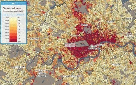 The new map tool that has data geeks crying with joy | City A.M. | Spatial Analysis | Scoop.it