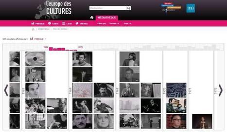 L'Ina améliore l'expérience visiteur des musées | Cabinet de curiosités numériques | Scoop.it