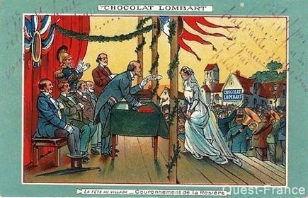 Mariage. L'entremetteur, la rosière et le taboulinaire | Brest.maville.com | Rhit Genealogie | Scoop.it