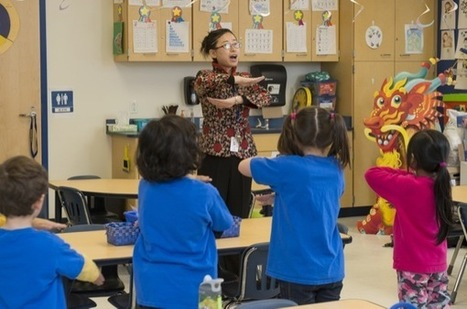Chinese Immersion Program At McIlvaine Early Childhood Center | USA Education News | Dual-Language Education in Public Schools | Scoop.it
