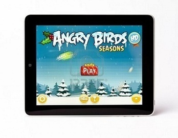 Free Angry Birds HD for iOS 3.2 Or Higher   Free Mobile Games Download   Scoop.it