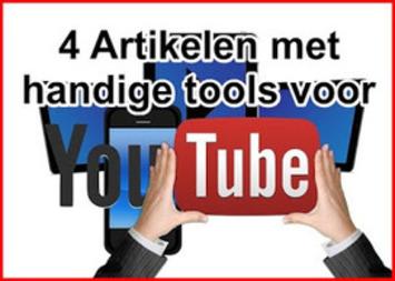4 Artikelen met tips en handige tools voor het gebruik van YouTube | Edu-Curator | Scoop.it