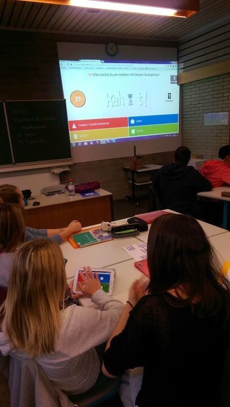 Android and iPad apps for language teachers | ipad2learn #iPad #E-Learning #schreiben #lernen #m-learning | Scoop.it