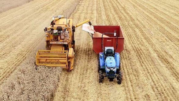 Handsfreehectare, Robotique agricole, travail sans pilote