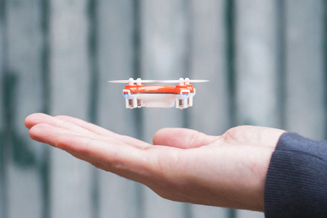 SKEYE Nano Drone | Rise of the Drones | Scoop.it