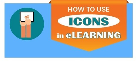 How To Use Icons In eLearning (+35 Icon Resources) | Tablets na educação | Scoop.it