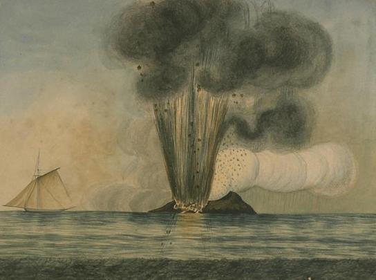 Volcanoes/Campi Flegrei
