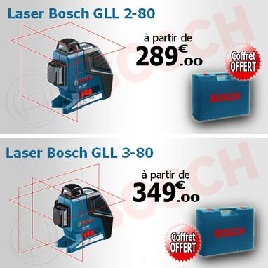 Comparatif Niveau Laser Bosch Etl Niveau La
