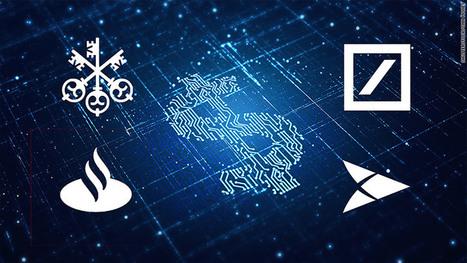 Inside the big banks' plan for new digital cash | bitcoin | Scoop.it