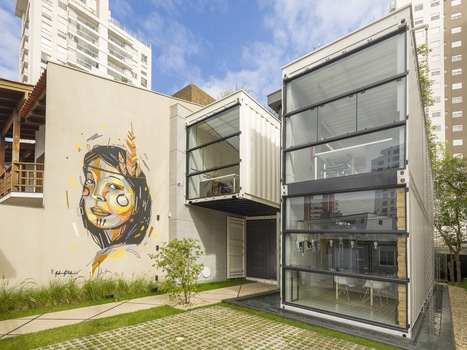 CONTAINER / Rodrigo Kirck Arquitetura | The Architecture of the City | Scoop.it