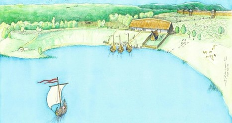 Spectacular Viking Age Manor Discovered in Sweden | Archaeology & Archaeological News | Scoop.it