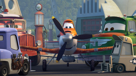 Planes - South Florida Movie Reviews by I Rate Films | Film reviews | Scoop.it