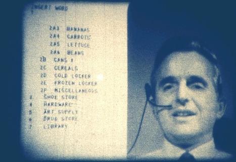 Douglas Engelbart: Ένας οραματιστής που έφυγε [ο δημιουργός του mouse] | OSarena Forums | jginis | Scoop.it