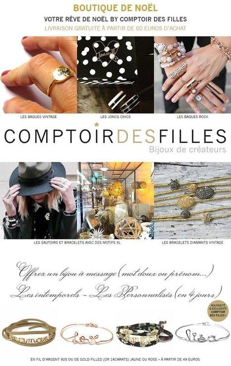 Votre rêve de Noël by Comptoir des Filles - Comptoir des Filles | Comptoir des Filles | Scoop.it