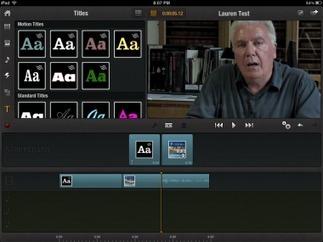 "Avid Brings Its ""Pro-sumer"" Video Editing App to iPad | HigherEd Using Video | Scoop.it"
