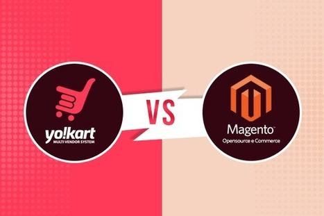 How Yo!Kart is Different from Magento? - A Comparison | internet marketing | Scoop.it