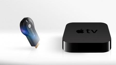 Google Chromecast vs. Apple TV | Entertainment Education | Scoop.it