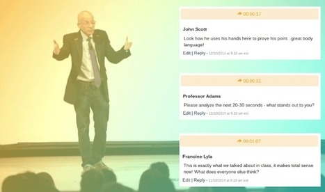 Acclaim - video platform for education | Tools for Learning & Teaching | Scoop.it
