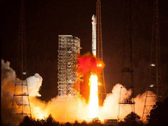 Satellite Wars: China unveils 'cheaper' answer to GPS — RT | Locative Media | Scoop.it