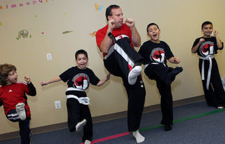 Staten Island kids sharpen motor skills with karate lessons | Physical Therpay and Nutrition | Scoop.it