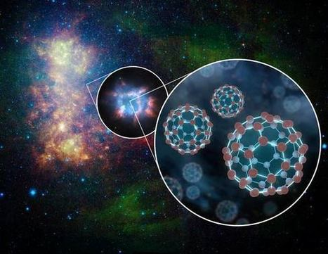 Carbon molecules called 'Buckyballs' may be ubiquitous in Space | Science, Space, and news from 'out there' | Scoop.it