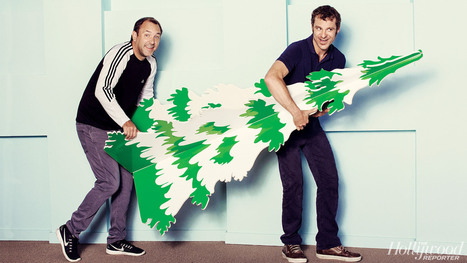 Holy Shit, 'South Park' Is 20! Trey Parker, Matt Stone on Censors, Tom Cruise and Scientology's Role in Isaac Hayes Quitting   TV Future   Scoop.it