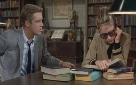 WATCH: 16 Awesome Library Scenes In Film | Life of a LIBRARIAN | Scoop.it