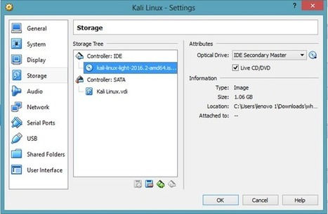 Integrate WHONIX with Kali Linux to Achieve Anonymity-InfoSec | d@n3n | Scoop.it