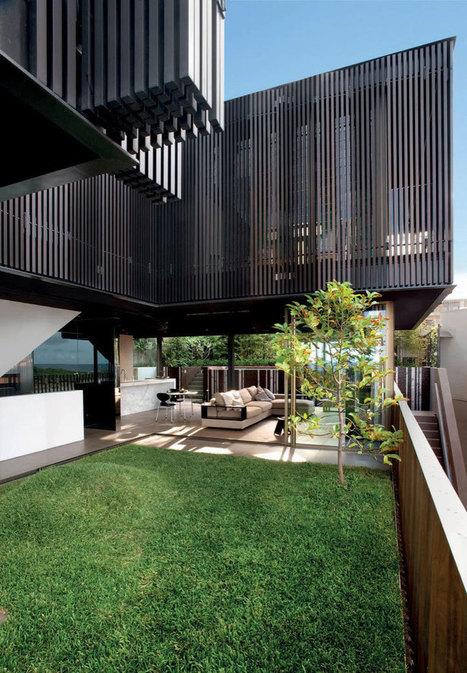 Impressive Luxury Designer Beach House Architecture | Founterior | Beautiful Beach Houses | Scoop.it