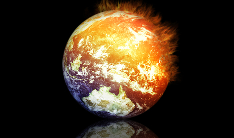 """World Falls Behind in Efforts to Tackle Climate Change: Report (""""world on track for 3 deg C warming"""") 