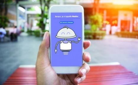 Les chatbots font la conversation | RelationClients | Scoop.it