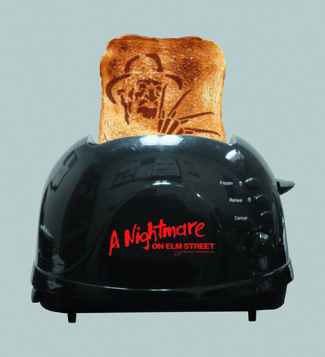 Nightmare On Elm Street: The Toaster | Geek On | Scoop.it