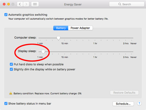 A Guide to Your Mac's Sleep Issues   Mac Tech Support   Scoop.it