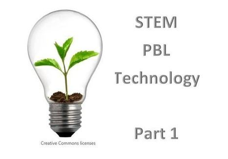 Part 1: STEM, STEAM, Makers: Connecting Project Based Learning (PBL)   iScience Teacher   Scoop.it