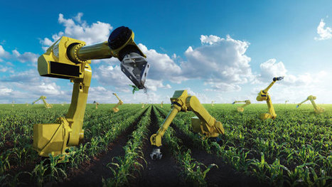 How Technology is Transforming the Agriculture Industry. | Ag app | Scoop.it