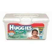 Baby Self-Conscious Huggies Natural Care Baby Wipes With Aloe Vera Fiber 20 Packs 1120 Total Wipes Diapering